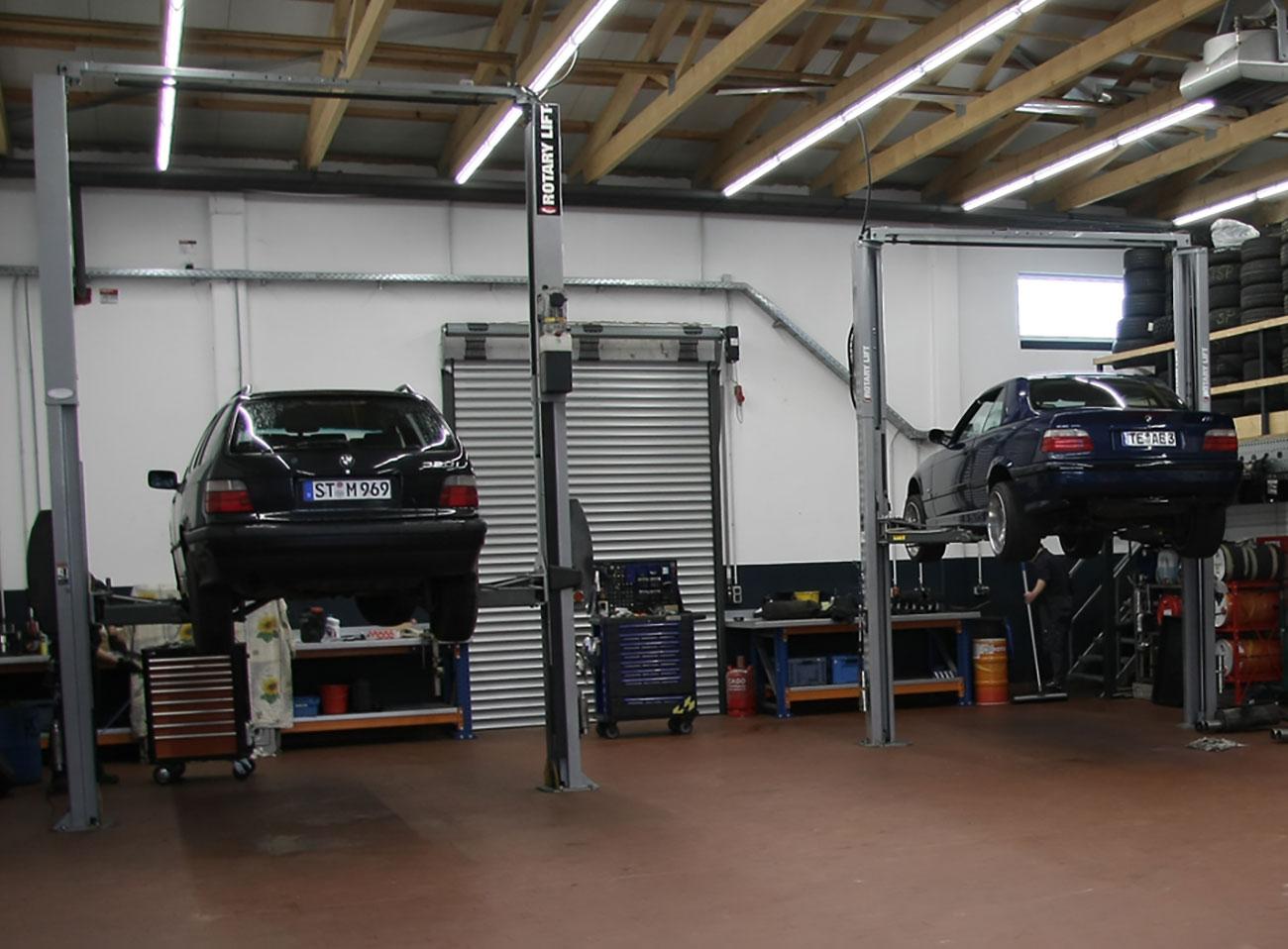 auto motor kraus, kfz-werkstatt, werkstatt, unfallschadenabwicklung ...